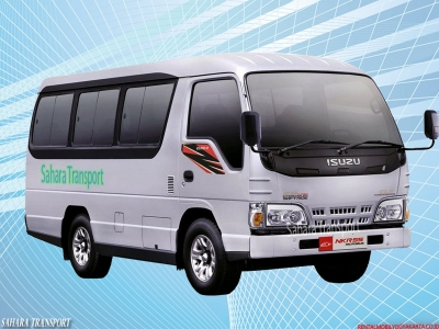 Isuzu Elf Long 18 Seat