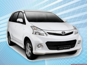 Sewa / rental ALL NEW AVANZA jogja